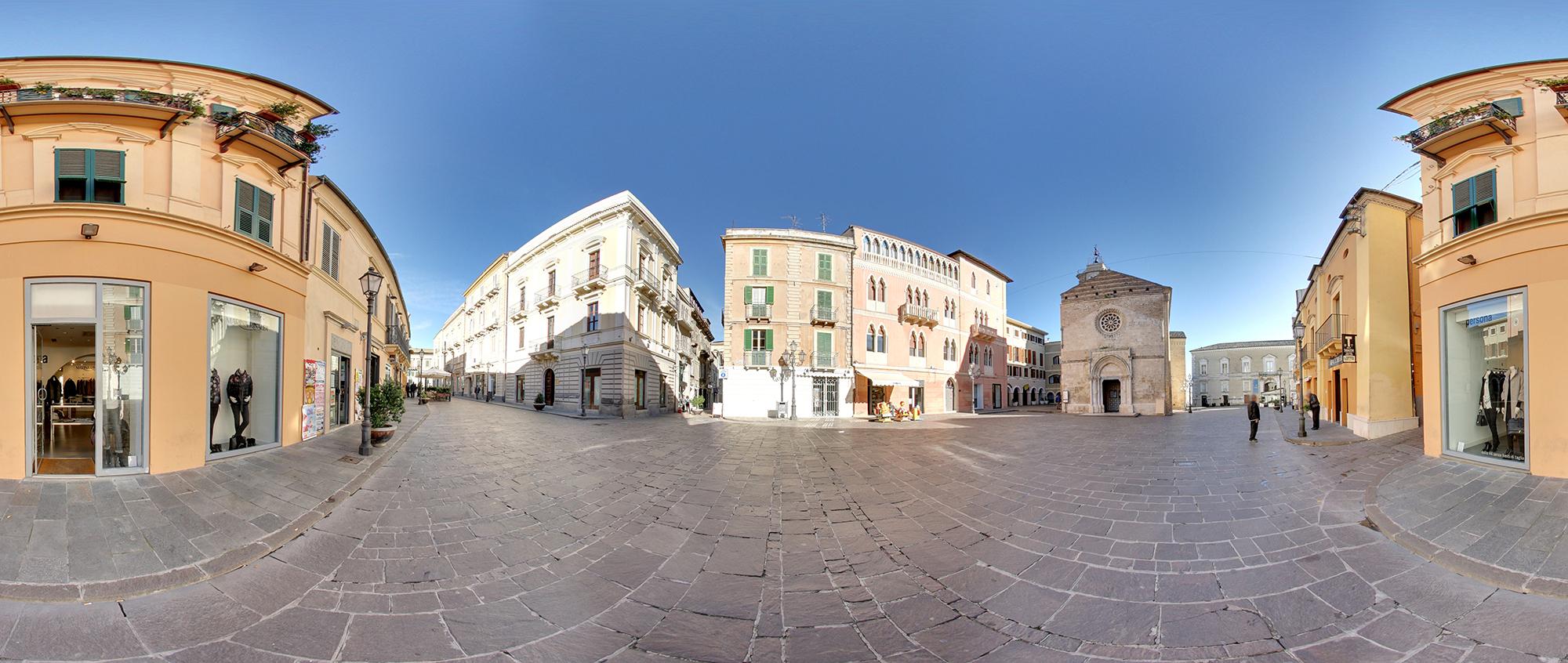 Corso De Parma Vasto